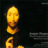 Missa Dung aultre amer Motets y Chansons