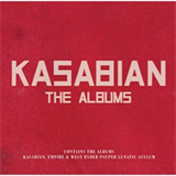 Kasabian: The Albums