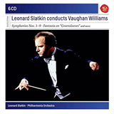 Conducts Vaughan Williams CD 6