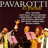 Pavarotti And Friends