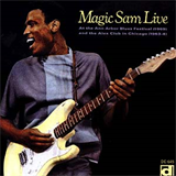 Magic Sam Live