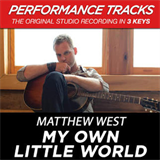 My Own Little World (Performance Tracks) (EP)