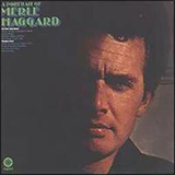 Portraid Of Merle Haggard