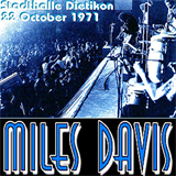 Live In Neue Stadthalle, Switzerland, 22-10-1971