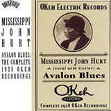 Avalon Blues The Complete