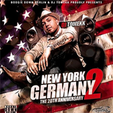 New York to Germany