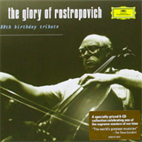 The glory of Rostropovich cd1