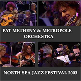 Pat Metheny & The Metropole Orchestra at NS