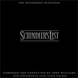 Schindler's List (Recording Sessions), CD1