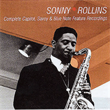 Complete Capitol, Savoy & Blue Note Feature Recordings