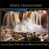 Live at Sioux Falls Jazz and Blues Festival (Bootleg)