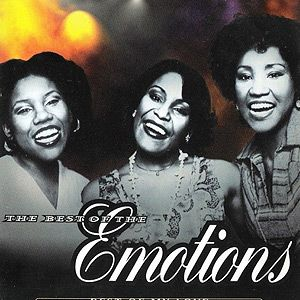 The Best Of The Emotions - Best Of My Love