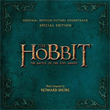 The Hobbit: The Battle Of The Five Armies (Special Edition), CD1