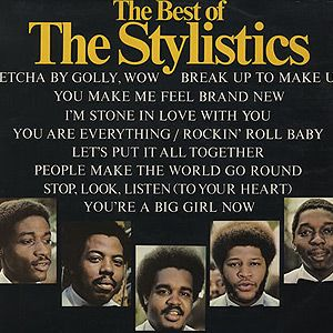 The Best of the Stylistics Vol 2