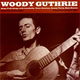Woody Guthrie Sings Folks Songs