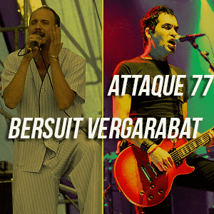 Attaque 77/Bersuit Vergarabat