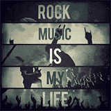 Rock Music is my Life