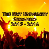 The Best University Sertanejo 2015 - 2016